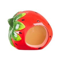 Panda Legends Pet Supplies for Small Animal Creative Fruit Strawberry Pa... - $21.54