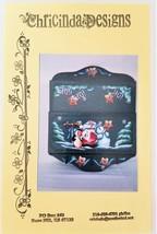 "Painter's Paradise Decorative Painting Pattern Packet ""HO! HO! HO!"" Mail Keeper"