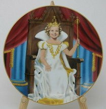 The Danbury Mint Shirley Temple Collector Plate The Little Princess w/COA - $24.26