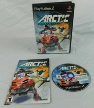 Arctic Thunder (Sony Playstation 2, 2001) PS2 CIB Complete With Manual - $13.99