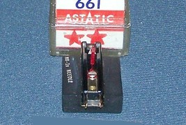Astatic 661 661D RECORD PLAYER CARTRIDGE NEEDLE for GE RT-4240 RT4240 image 2