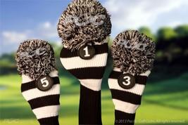 Golf Testa Cover Pom Longneck Set Completo 1 3 5 Fit Callaway X2 Driver Mazza - $40.63