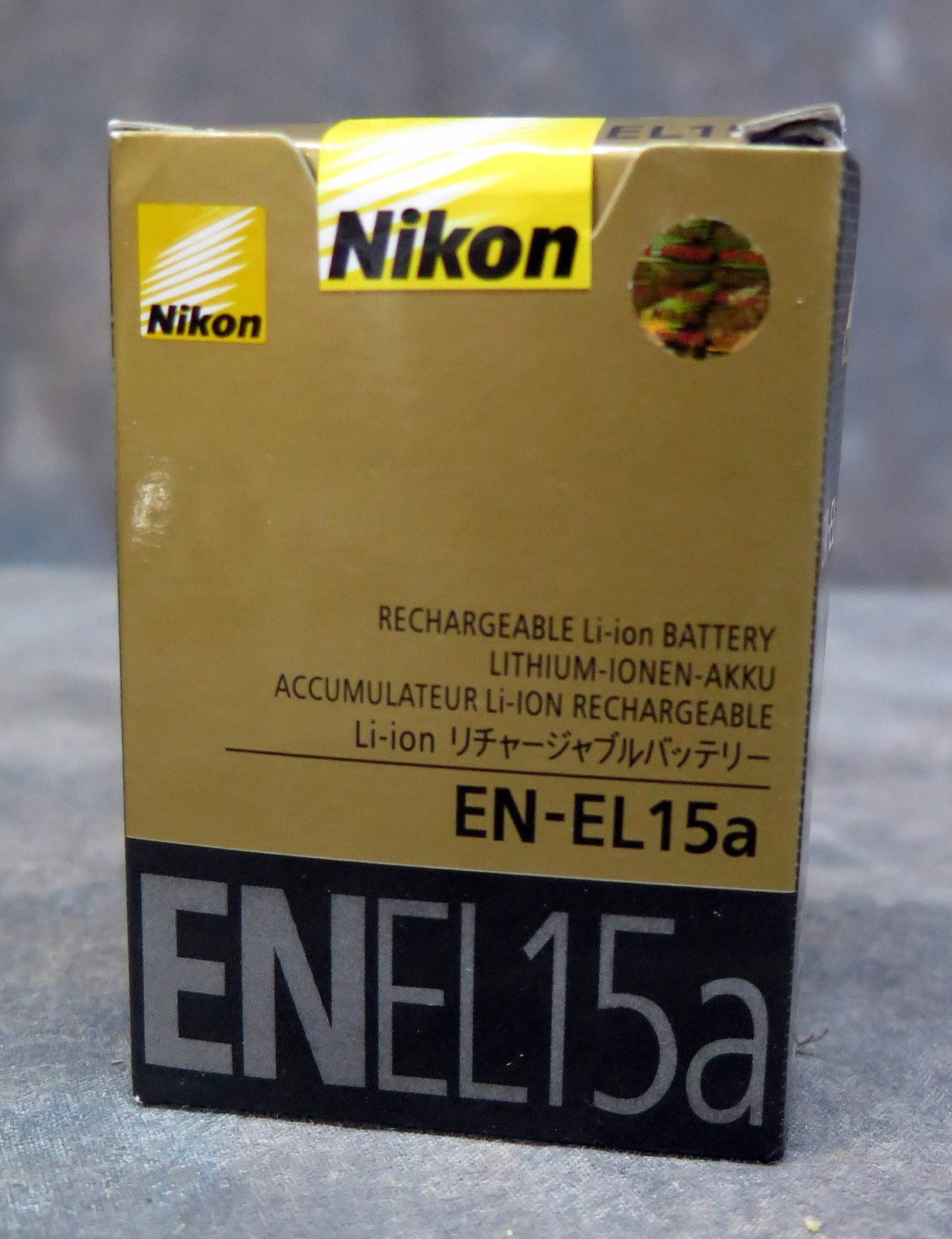 Primary image for NEW EN-EL15a Battery Rechargeable for Nikon D850 D600 D610 D750 D7100 D7200 D800