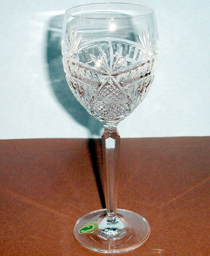 Primary image for Waterford Seahorse Nouveau Goblet 9 oz. Water/All-Purpose Single #40027974 New