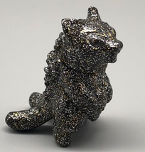Max Toy Black w/ Gold Glitter Micro Negora image 2