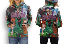 Scooby Doo Monsters Hoodie Woman - $41.99+