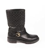 Louis Vuitton Boots Monogram Leather SZ 37.5 - $565.00