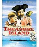 TREASURE ISLAND DVD Disney The Original Classic, Robert Newton - £8.22 GBP