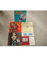 5 Rare Doo Wop LPs * - $50.00
