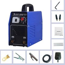 SUNCHI ZX7-200 220V 200AMP Welding Machine DC Inverter MMA ARC Welder Ki... - $127.76