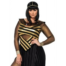 Leg Avenue Nile Queen Plus Size Egyptian Goddess Isis Adult Costume 85512X - $86.99
