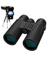 Usogood 12X50 Binoculars for Adults with Tripod, Waterproof Compact Bino... - $40.15