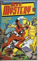 AC Comics Men Of Mystery #69 The Avenger Spy Smasher Airboy The Heap  - $9.95