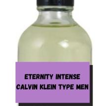 Eternity Intense (Men) Type Fragrance Body Oil - $8.41+