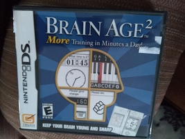 Nintendo DS Brain Age 2: More Training In Minutes A Day image 1