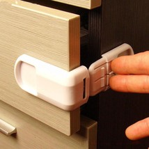 Door Cabinet Drawer Locks Protect Kids Children Baby Safety Home Accident Proof - $10.54+
