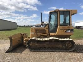 2007 Caterpillar D5 LGP For Sale in Port Arthur, Texas 77642 image 1