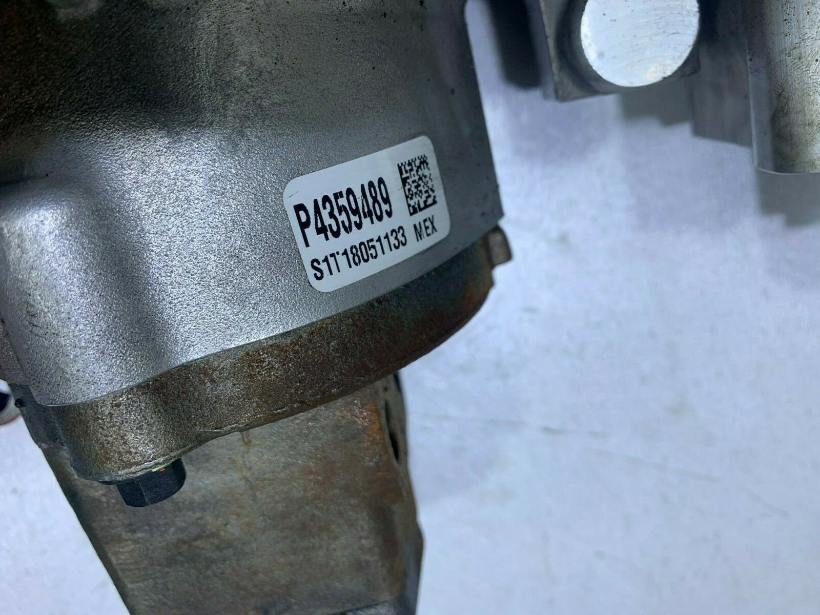 (FOR PARTS ONLY) Cummins ISX15 Fuel Pump Assembly 4359489 OEM