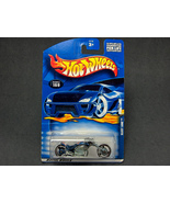 Hot Wheels Motorcycle Blast Lane #2001-169 - $4.95