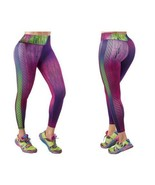 Colombian Breathable High-Performance Sculpt Leggings ~ to size 3X - $55.00
