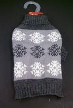 Pet sweater winter hunter size xs - $9.65