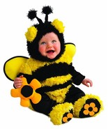 Rubies Buzzy Bee Infant Toddler Cute Adorable Baby Halloween Costume 885168 - $26.99+