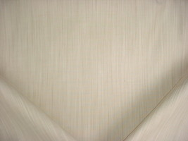 13-1/4Y LEE JOFA  2013144 SWEET GRASS LATTE STRIE DRAPERY UPHOLSTERY FABRIC - $209.88