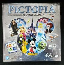 Disney Pictopia Ultimate Picture-Trivia Family Game EUC - $14.50