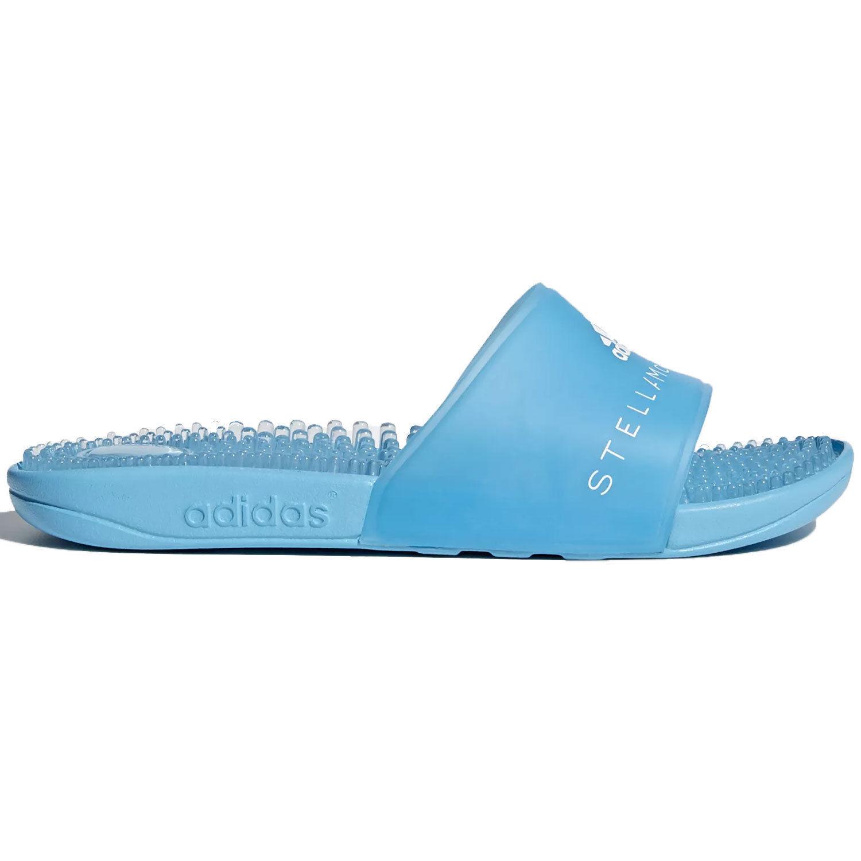 ab672ccd8c62 Adidas Women s Stella McCartney Adissage Slides Blue BB6255 -  51.00