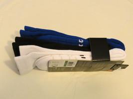Under Armour socks Men's UA Elevated Performance crew socks LG 3 pack pa... - $29.69