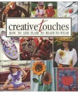 Creative Touches Flair to Ready to Wear - $5.99