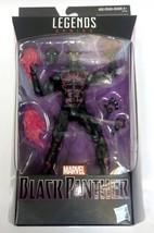 Marvel Legends Sereis Black Panther 6 Inch Figure - $44.87