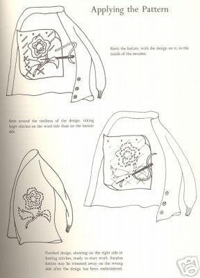 Crewel Embroidery by Erica Wilson Vladimir Kagan