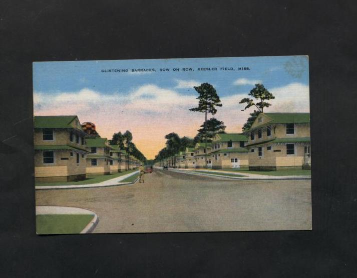 Keesler field barracks