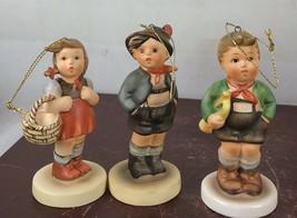 SCHMID Hummel Ornaments 1983/1984/ 1985 Lot Of 3 - $18.70