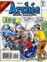 Archie Digest Magazine #200 VF/NM; Archie | save on shipping - details inside - $3.99