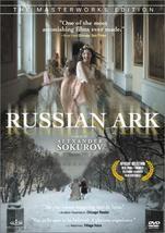 RUSSIAN ARK DVD BRAND NEW MASTERWORKS EDITION MOVIE VIDEO - $14.99