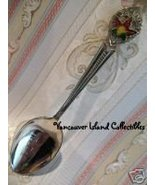 TERRACE British Columbia Souvenir Spoon STERLING Silver  - $9.99
