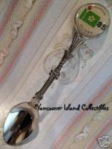 Osoyoos 1985 Oliver Bc. British Columbia Souvenir Spoon - $5.99