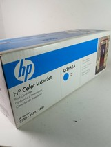 HP Color LaserJet Q3961A Cyan Toner Cartridge - $32.97