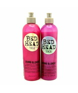 Bed Head Dumb Blonde Shampoo for After Highlights 24oz (2 x 12oz) - $19.95