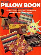 McCall's Pillow Book & Soft Toys 1974  - $5.99
