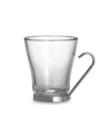 Bormioli Stainless Steel Cappuccino Cup...  - $4.75