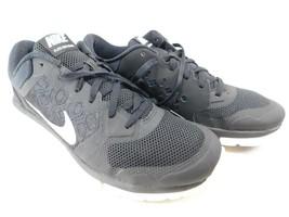 Nike Morbide Run 2015 Taglia 9.5 M (B) Eu 41 da Donna Corsa Scarpe Nere