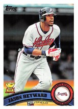 2011 Topps All Star Rookie #635 Jason Heyward > Atlanta Braves - $0.99