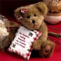 "Boyds Bears ""Beary Goodfriend"" 8""  Plush Bear - #9714HM- HM EXCLUSIVE- N... - $16.99"