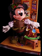 Vintage Mickey mouse / Santas helper / Original box / age 4 and up  - €40,39 EUR