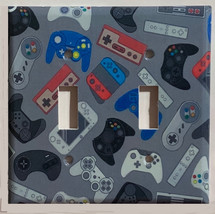 video games controller Light Switch Outlet wall Cover Plate Home Decor image 5