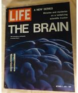 October 1 1971 LIFE MAGAZINE The Brain Body Surfing Erma Bombeck - $10.00