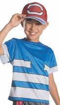 Rubies Pokemon Ash Ketchum Anime TV Show Childrens Boys Halloween Costum... - $23.99